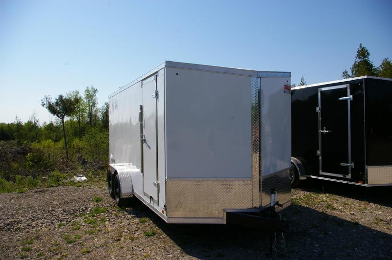 2022 Discovery Trailers 716TA35 Rover SE Trailer Enclosed Cargo Trailer