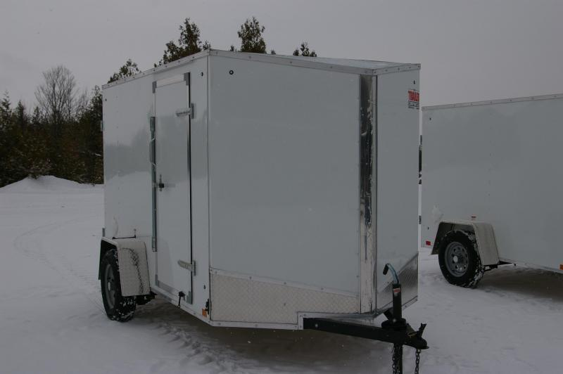 2022 Discovery Trailers 510SA Rover ET Trailer Enclosed Cargo Trailer