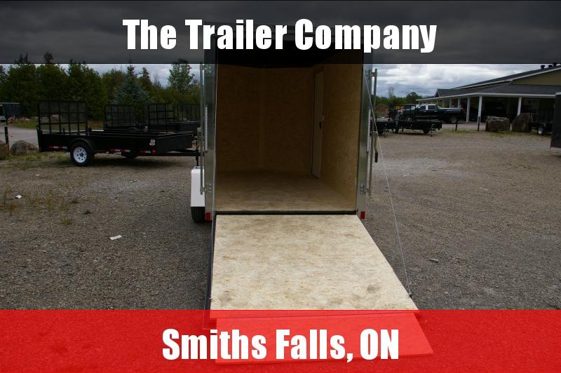 """2022 Cross Trailers 6X12 CARGO TRAILER, RAMP DOOR, 78"""" INT HT Cargo / Enclosed Trailer"""