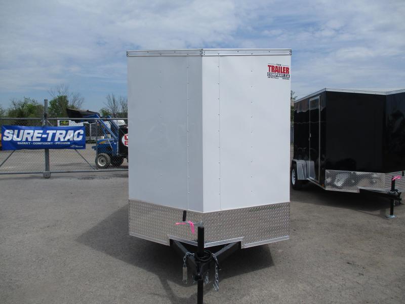 2021 Cargo Express CSCAB6.0X10SI2FF Enclosed Cargo Trailer