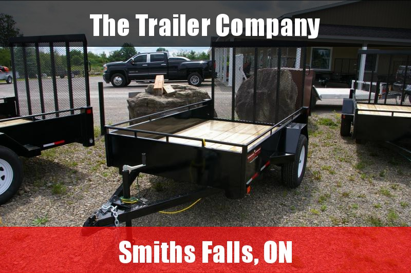 2021 Triumph Trailers 5X8 LANDSCAPE UTILITY TRAILER