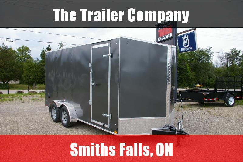2022 Discovery Trailers 7X16 RAMP 84 Cargo / Enclosed Trailer