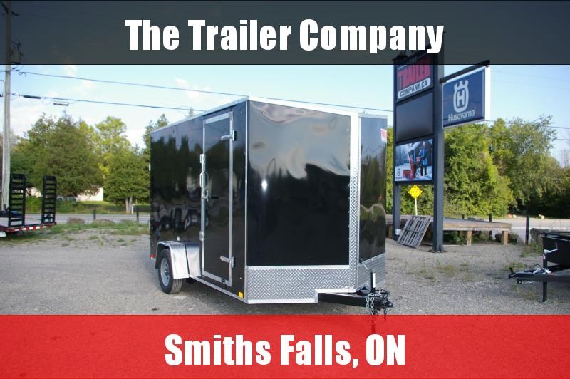 """2022 Discovery Trailers 7X12 CARGO TRAILER, RAMP, 84"""" INT Cargo / Enclosed Trailer"""
