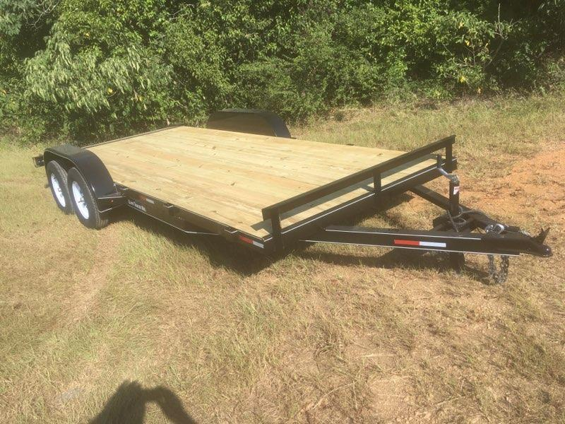 CTS7 X18 CH Car / Racing Trailer