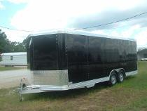 Featherlite 4926-0024 Enclosed Car Hauler