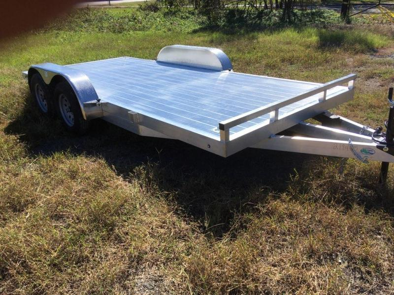 "Forest River/Lightning 80"" x 17' Car Hauler"