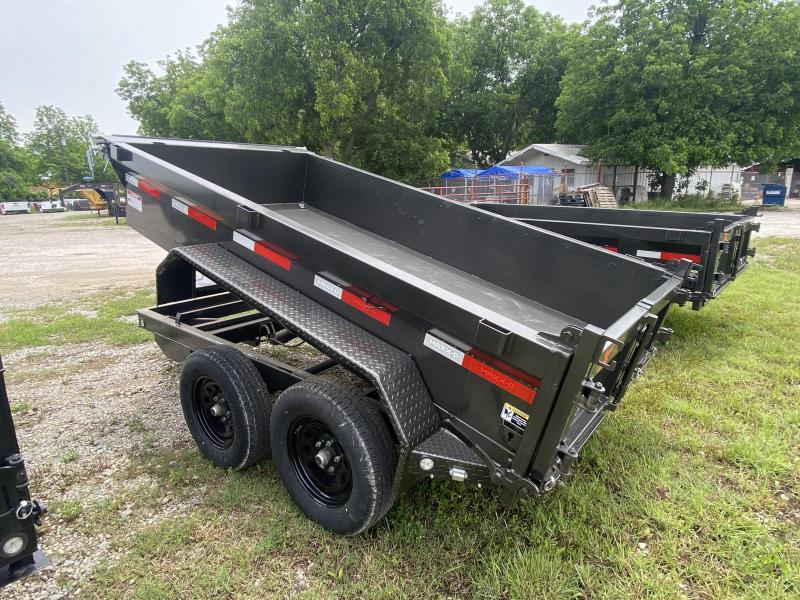 2021 MAXXD 5'x10' BP Dump - Tandem Axle