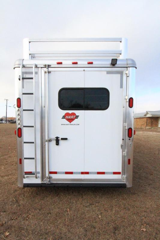 2020 Hart Tradition 4 Horse Smart Tack