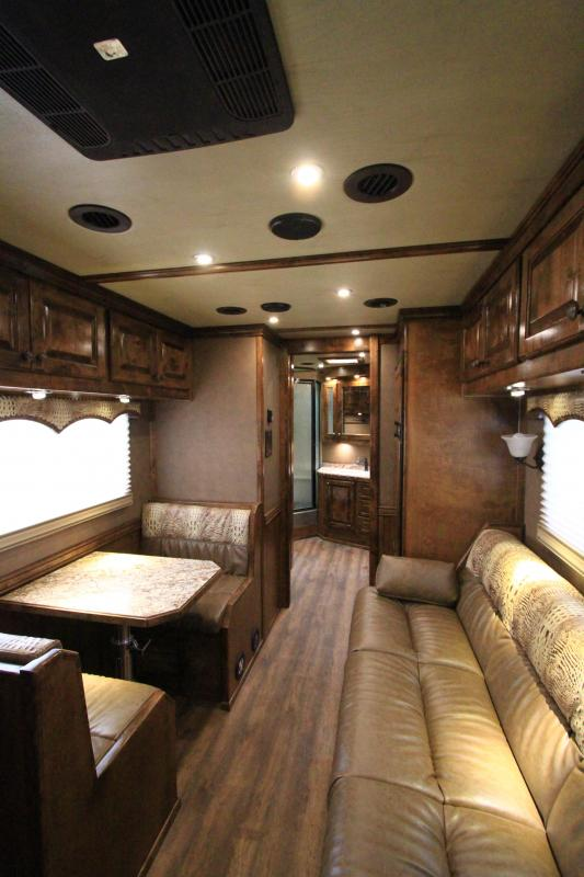 2016 Hart Trailers Tradition Horse Trailer