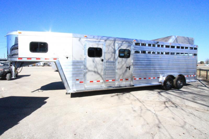 2021 Hart Trailers Lariat Livestock Trailer