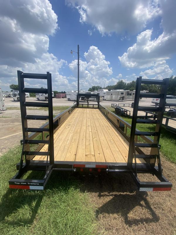 2022 Top Hat 24x83 GN - Tractor Ramps