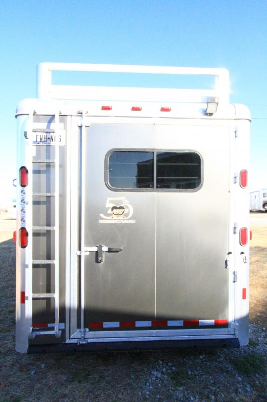 2018 Hart Tradition 4H Smarttack Horse Trailer