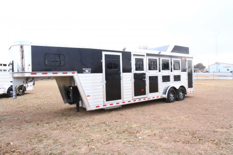 2020 Hart Tradition 4H Smart Tack Trailer