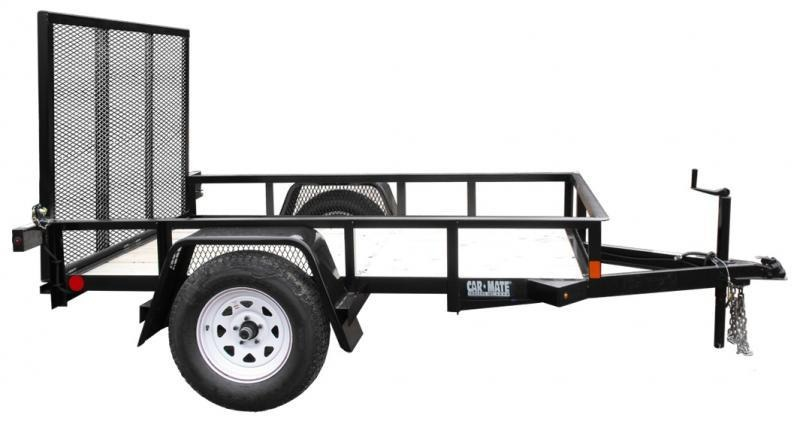 2021 Car Mate 7x10 Utility Trailer 2023595