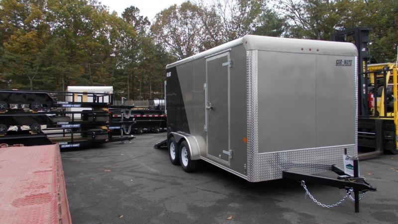 2021 Car Mate Trailers 7x14 Cargo Trailer 2023126