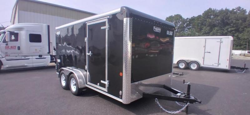 2021 Car Mate 7x14 7K Enclosed Cargo Trailer 2024705