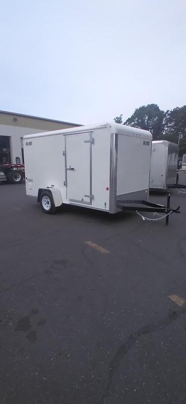 2021 Car Mate 6x12 Enclosed Cargo Trailer 2024317