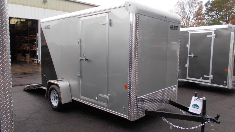 2021 Car Mate 6x12 Enclosed Cargo Trailer 2023187