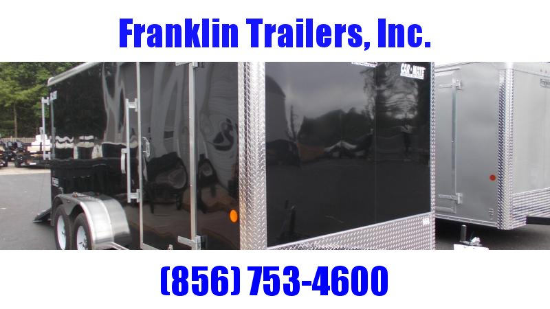 2020 Car Mate Trailers 7 X 16 Enclosed Cargo Trailer 2022492
