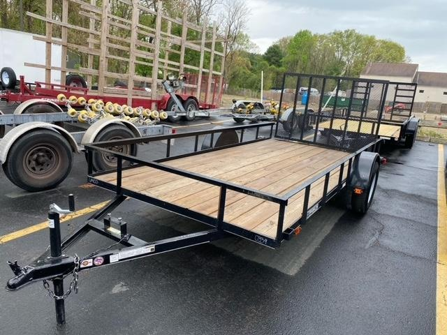 2020 Carry-On USED 6X14 Utility Trailer 2024132