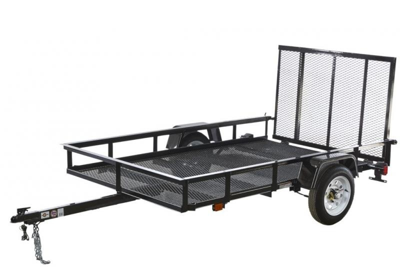 2021 Carry-On 5X8 Utility Trailer 2023357