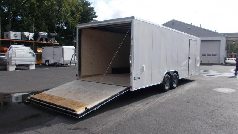2021 Cargo Express 8.5X24 10K V-Nose Car / Racing Trailer 2022768