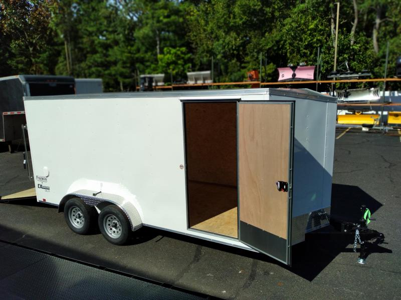 """2022 Cargo Express 7x16 Cargo / Enclosed Trailer with 6"""" Addt'l Height 2024861"""