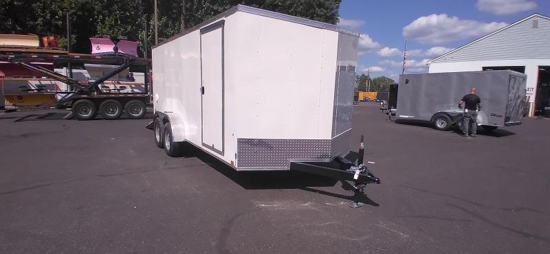 2021 Cargo Express 7x16 7K Enclosed Cargo Trailer 2024627