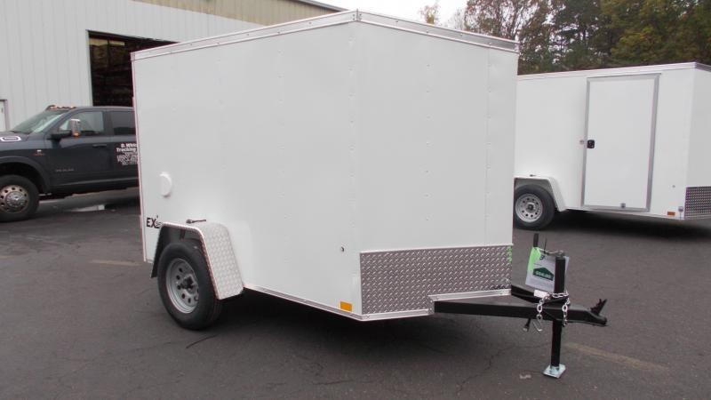 2021 Cargo Express 5X8 Enclosed Cargo Trailer 2023072