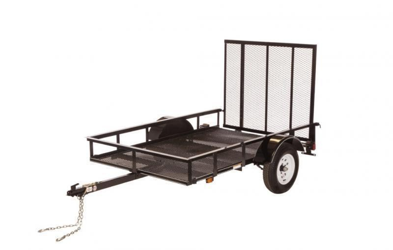 2021 Carry-On 5X8 Utility Trailer 2023473