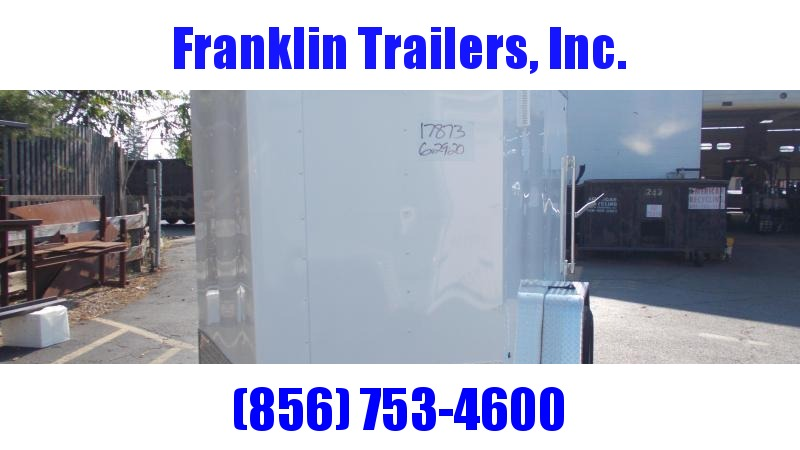 2021 Cargo Express 5X8 V-NOSE Enclosed Cargo Trailer 2022480