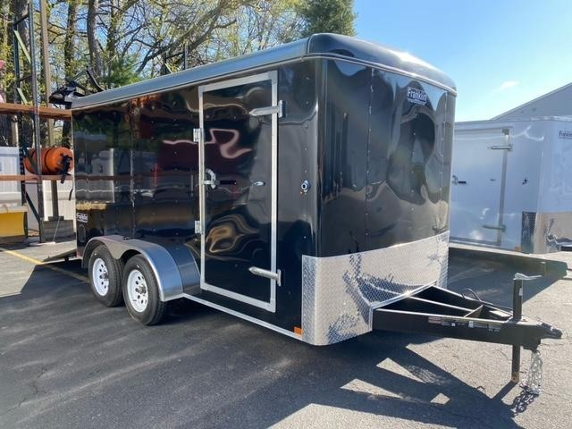 2021 Carry-On 7X14 7K Enclosed Cargo Trailer 2024084