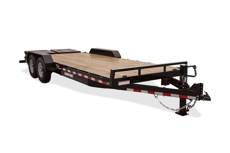 2021 Sure-Trac 7 x 17+3 Universal Ramp Equipment Trailer 2022959