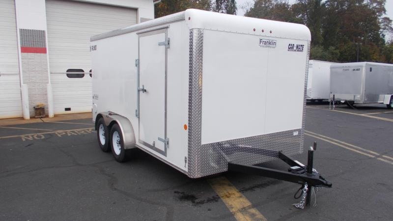 2021 Car Mate Trailers E714CM3T Enclosed Cargo Trailer 2022977