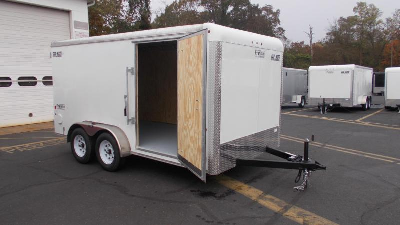 2021 Car Mate Trailers 7x14 Enclosed Cargo Trailer 2022977