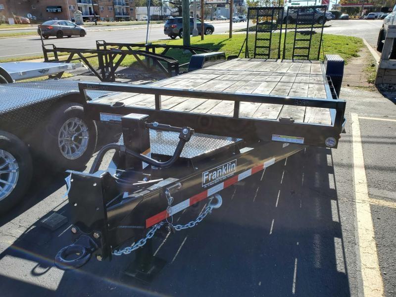 2020 Sure-Trac 7 x 22 16k Equipment Trailer 2021867