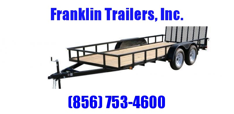 2020 Carry-On 6X12GW2BRK Utility Trailer 2021754