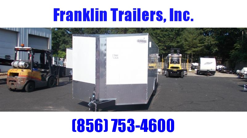 2021 Cargo Express CSABC8.5X20TE3FF Enclosed Cargo Trailer 2022544
