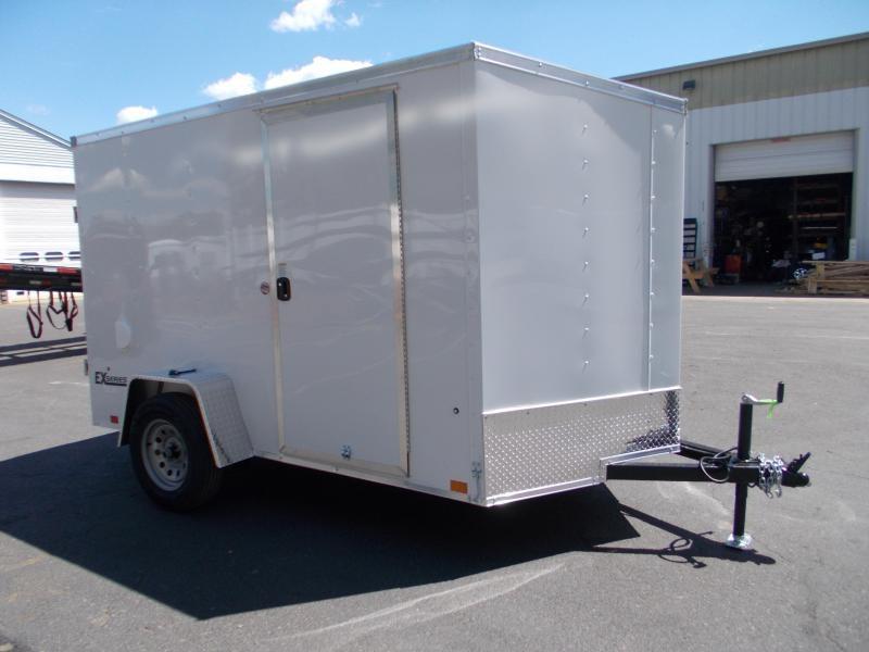 2022 Cargo Express 6x10 Enclosed Cargo Trailer 2024244