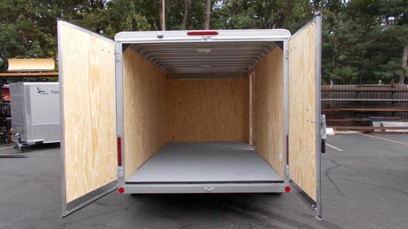 2021 Car Mate Trailers 7x14 Enclosed Cargo Trailer 20229734