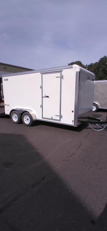 2021 Car Mate 7x14 7K Enclosed Cargo Trailer 2024310