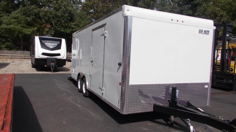 2021 Car Mate Trailers 8.5x20 Cargo/Landscaper Trailer