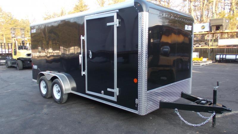 2021 Car-Mate 7X16 Enclosed Cargo Trailer 2023452