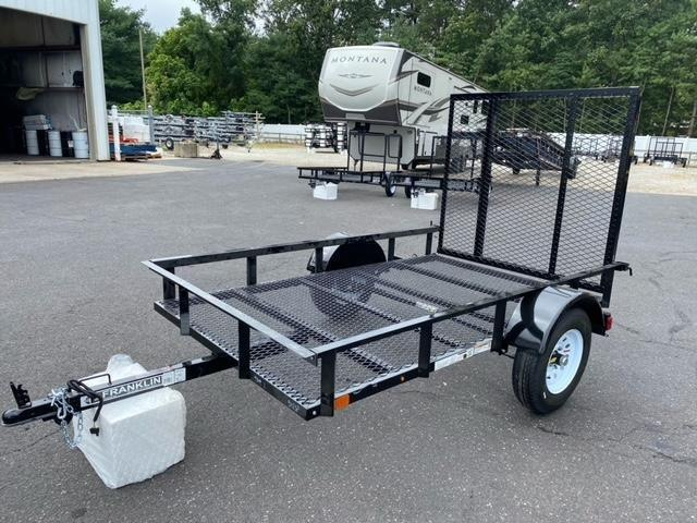 2021 Carry-On 5X8 Utility Trailer 2024743