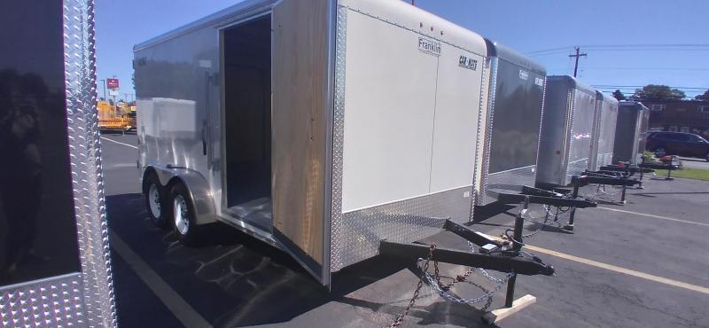 2021 Car Mate 7x14 7K Enclosed Cargo Trailer 2024647