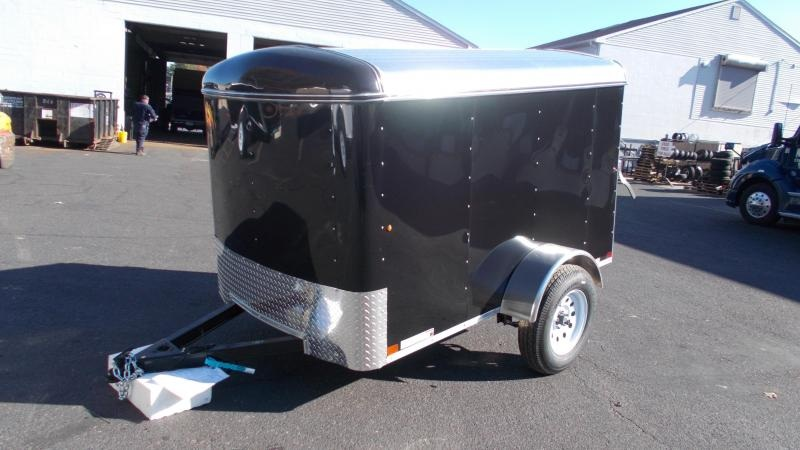 2021 Carry-On 5X8 Enclosed Cargo Trailer 2023181