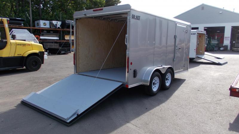 2020 Car Mate 7 X 14 Cargo Trailer 2022328