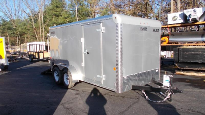 2021 Car Mate 7x14 Enclosed Cargo Trailer 2023299
