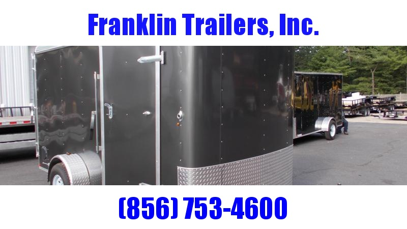 2019 Carry-On 6X12 Enclosed Cargo Trailer 2022499