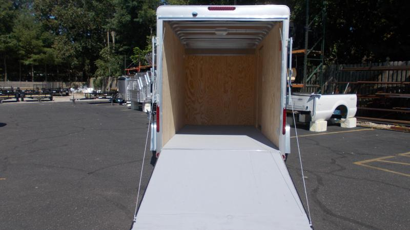 2021 Car Mate Trailers 6x12 Enclosed Cargo Trailer 2022701